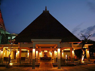 BALI - Kuta - luxury resort hotel accommodation, RAMAYANA, 7 nights + transfer
