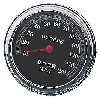Bikers Choice 72423 5in. FL Type Speedometer 49-0040