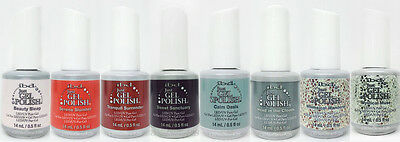IBD Just Gel Polish - HIDEAWAY HAVEN Fall 2015 Collection- Pick Any Color