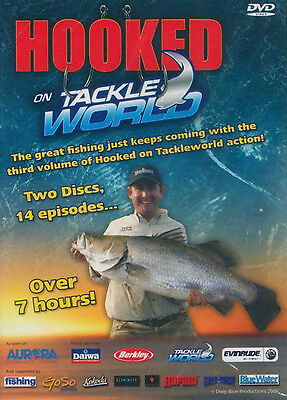 Hooked On Tackle World DVD 7 Hours