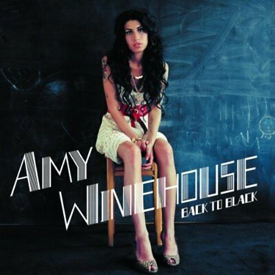 AMY WINEHOUSE Back to Black CD Brand NEW 2005