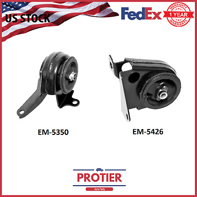 Engine Motor Mount Set FOR 1994-2003 Chevy S10/ GMC Pickup Sonoma S15 2.2L