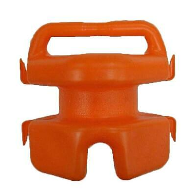 Seahorse H/D Lokstak Multi Float Connectable Marker Bouy/Crab Pot Float-Orange