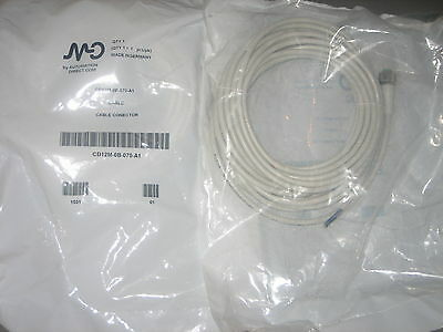 Automation Direct CD12M-0B-070-A1 M12 4 Pole Female Cordset Cable 7M Lot Of 2