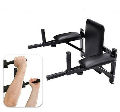 Barre de traction murale réglable musculation fitness multifunction prof neuf21