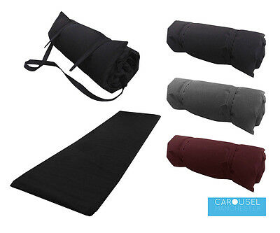 Memory Foam Waterproof Fold Out / Roll Out Festival Camping Sleeping Mat / Bed