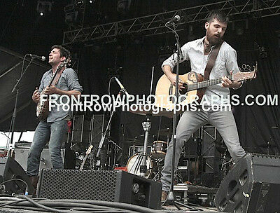 The Avett Brothers Color Photo