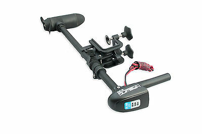 Trolling Motor 20 lbs Electric 12 volts with battery indicator KAYAK MOTOR 18 lb