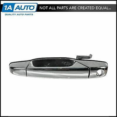 OEM Outside Exterior Chrome Door Handle Front Driver Side LH for Chevy Pickup