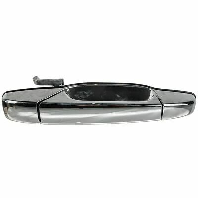 OEM Outside Exterior Chrome Door Handle Front Right Passenger for Chevy Pickup