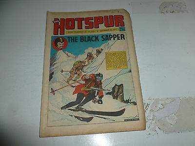 THE HOTSPUR Comic - No 620 - Date 04/09/1971 - UK Paper Comic