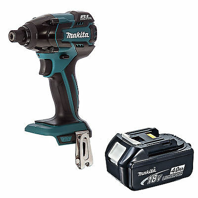 Makita 18V Lxt Dtd129 Dtd129Z Dtd129Rfe Impact Driver And Bl1840 Battery