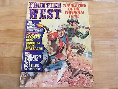 Vintage February 1973 America's Frontier West Issue Vol. 3 No. 1 Magazine