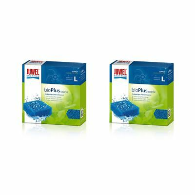 Juwel Standard Coarse Filter Sponge (Bioflow 6.0) *Genuine* (2 Pack) BUNDLE