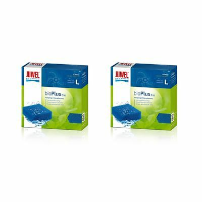Juwel Standard Fine Filter Sponge (Bioflow 6.0) *Genuine* (2 Pack) BUNDLE