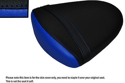 Design 2 R Blue & Black Custom Fits Suzuki Gsxr 1000 07-08 K7 K8 Rear Seat Cover