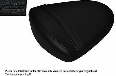 Design 2 Black Stitch Custom Fits Suzuki Gsxr 1000 07-08 K7 K8 Rear Seat Cover
