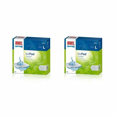 Juwel Standard Poly Pad (Bioflow 6.0) *Genuine* (2 Packs of 5) BUNDLE