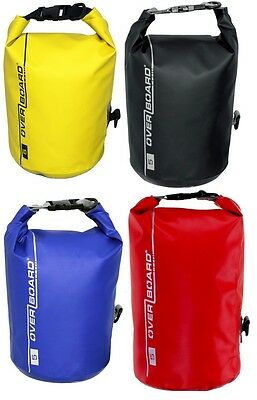 OverBoard Waterproof 5L Litre Dry Tube Bag Bike Cycling