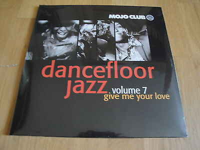 Various Artists: Mojo Club Dancefloor Jazz Vol.7 Give Me Your Love Vinyl 2 LP