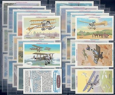Wills-Modern Castella Set- British Aviation - Exc