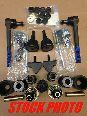 Performance Rubber Suspension Rebuild Kit Front End Ford Granada 1975-1980