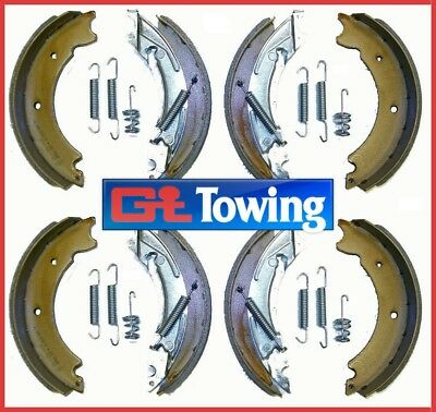 Genuine Ifor Williams Knott Avonride 200 x 50 Brake Shoes (2 Pairs) - P000320