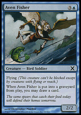4x Esploratore Aviano Aven Skirmisher MTG MAGIC FRF Fate Reforged Eng//Ita