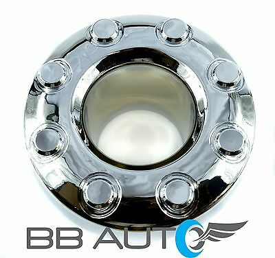 2005-2016 Ford F-350 F350 Dually Front 4X4 Open Chrome Wheel Center Hub Cap New