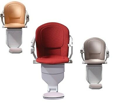 Stannah 420 Sofia Seat **POWER SWIVEL** Fitted With Optional Extras, Colours..