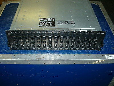 Dell PowerVault MD3000 Array (NO Trays) / 2x Dual Port Controller / 2x PSU