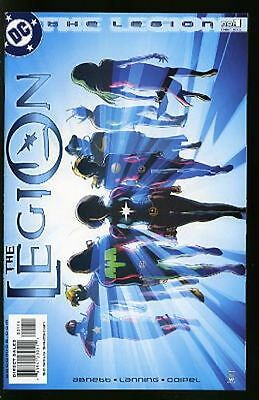Legion #1-38 Very Fine Complete Set 2001