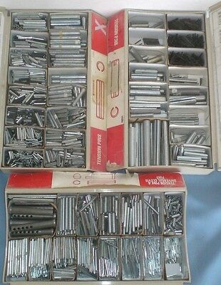 Assorted Lot of Tension Pins & Universal Clevis Pins