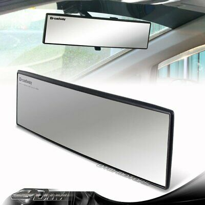 Broadway 300mm Wide Convex Clip On Car Truck Rear View Mirror For Chrysler Dodge