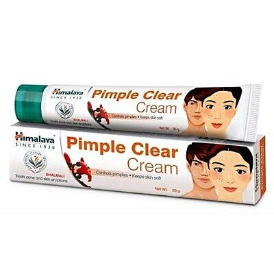 Himalaya Herbals Acne n Pimple Face Cream,Spots,BlackHead,Blemish Treatment 20gm