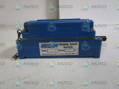 Gemco Rotary Limit Switch 2000-1136B *used*
