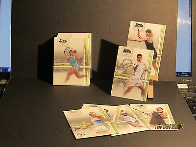 2007 Ace Authentic Straight Sets 50 Card Set