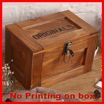 French Provincial Vintage Storage Jewellery Timber Wooden Decorative Box A29