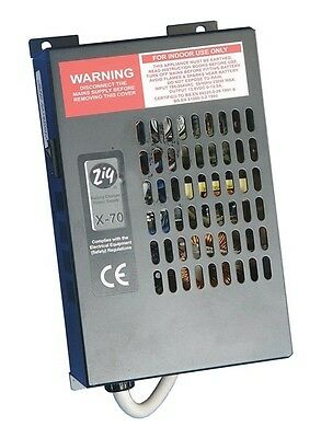 X70 12.5a Ce Charger Uk ZRET014 Zig New