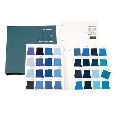 Pantone Fhic110 Cotton Swatch Library Supplmt