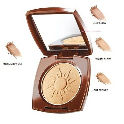 Avon Glow True Colour  Bronzing Powder Choose your Shade Boxed