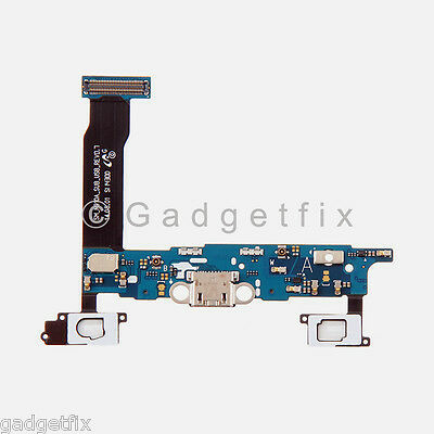 US AT&T Samsung Galaxy Note 4 N910A Charger Dock Charging Flex Port USB Slot Mic