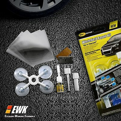Fix a Windshield Repair Kit, for Chips, Cracks, Bulll's-Eyes and Stars
