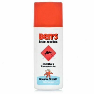 Bens 30 Insect Repellent Spray 100ml