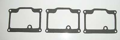 Kawasaki 1972-1975 H2 750  Carb Float Bowl Gaskets 16019-008  Km-603-3