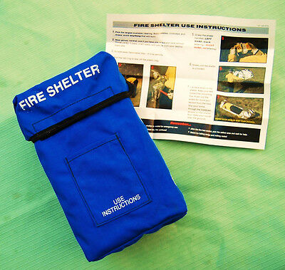 New Generation Anchor FIRE SHELTER  WILDLAND Fire (New Case only)