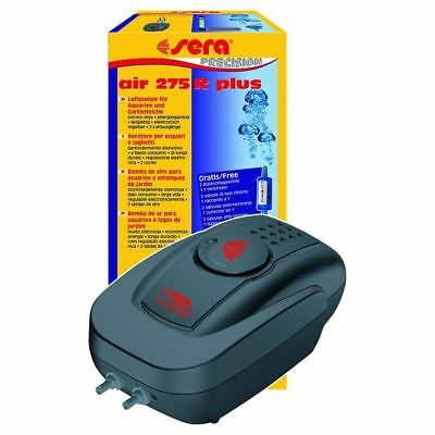 Sera Precision Air 275 R Plus Aquarium Fish Tank/Pond Air Pump (275 l/h)