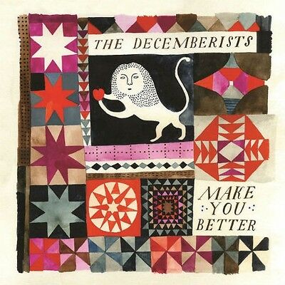 "The Decemberists - Make You Better b/w Fits & Starts (2014)  RSD 7"" Single  NEW"