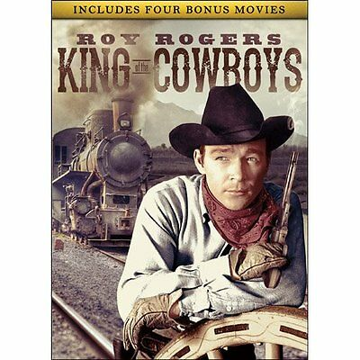 Roy Rogers: King of the Cowboys / Utah / My Pal Trigger / Song of Texas / Under