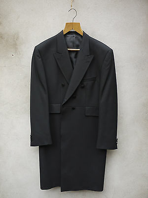 EDWARDIAN STYLE FROCKCOAT IN SIZES 38-54in IDEAL FOR FORMAL OCCASION